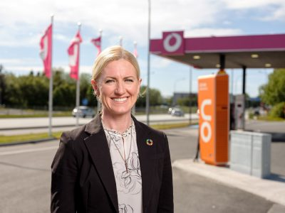 Hafrún Þorvaldsdóttir, Sales Manager of charging stations at ON Power