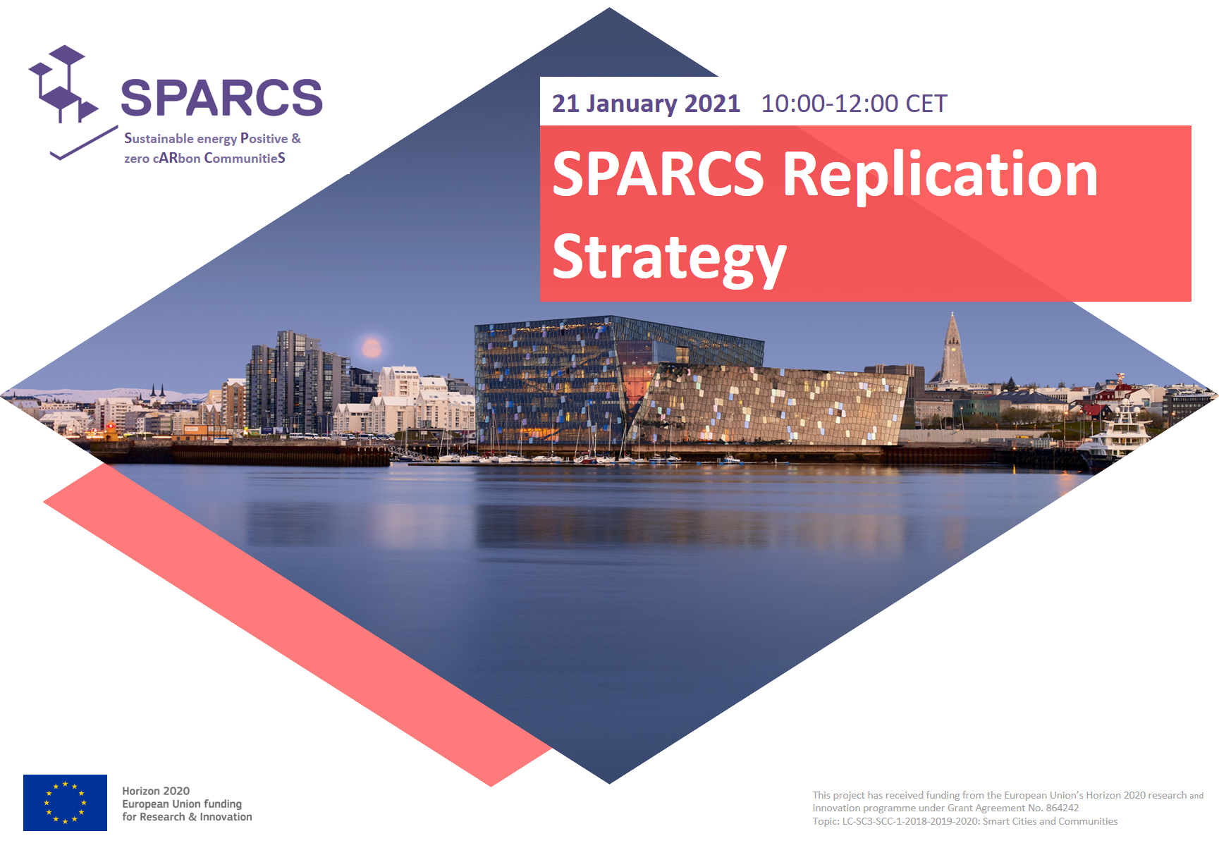 SPARCS Webinar Series: SPARCS Replication Strategy